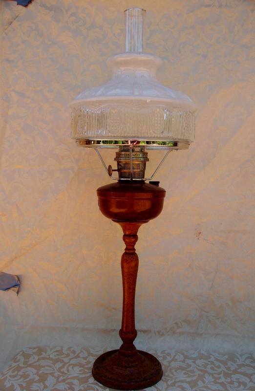 Aladdin Kero Oil Lamp Circa 1930 S