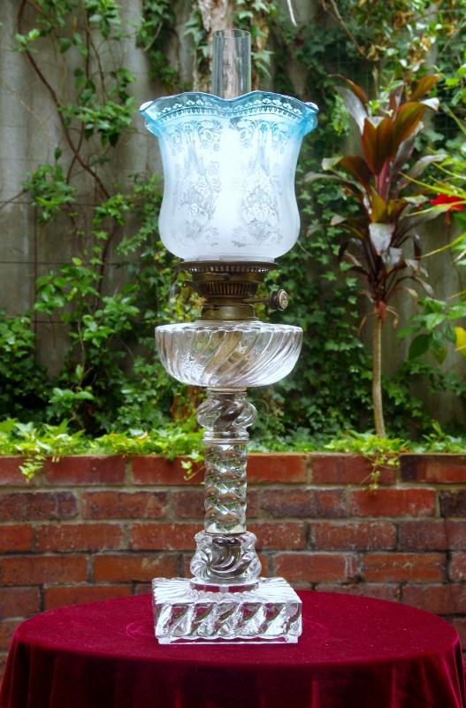 Bristol And Bath Antique Oil Lamps Perth Wa