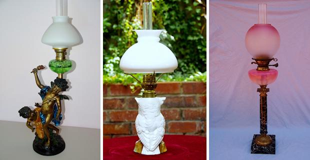 Antique Lamps Restoration And Repair Service Perth Wa